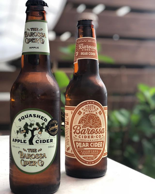 Born unfazed in the orchards where I soaked up most of my rays! Introducing Barossa Cider Co apple and pear ciders!  🍐 ...#craftcider #familybusiness #cider #appleandpearcider #bar #newdrinks #ciderlover #barossaciderco #newfav #drinkstagram #southaustralia