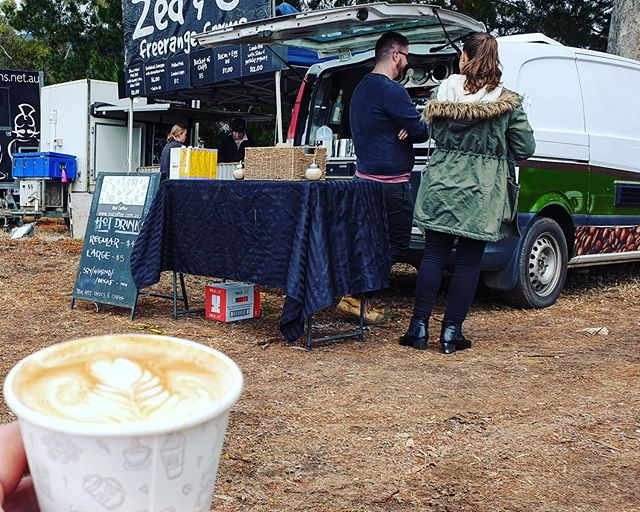 You never know where our coffee van will pop up! Smashing the brews out at @bluepyrenees for their November sun event! ...#roxcoffee @roxcoffee #mobilecoffee #bluepyrenees #specialtycoffee #coffee #coffeevan #victoria #foodtruck #caffeine