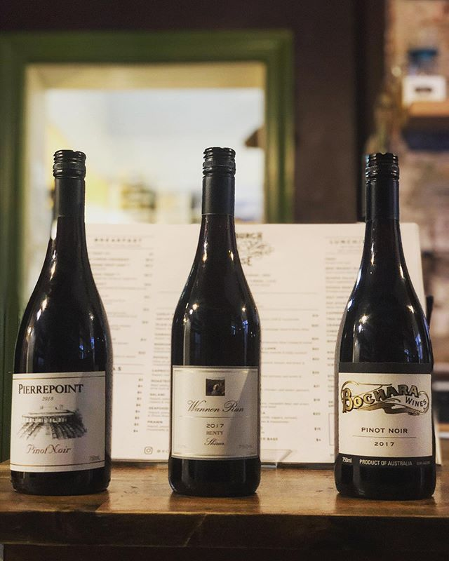 Three amazing local wines that pair nicely with our delicious pizzas! Available 5-8 tonight!   ...@hentyestate @pierrepointwines @winesbochara #wine #pizza #localwines #roxburghhouse #roxpizza #saturdayvibes #isomealsmadeeasy #wineoclock #weekenddrinks #supportlocal @visitgreaterhamilton